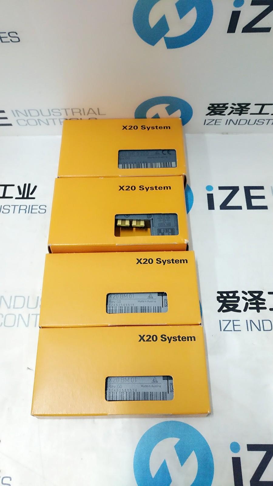 B&R X20BR9300 X20BM01 爱泽工业 izeindustries 发货照片 (9).jpg