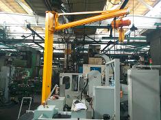 江苏格雷特起重机械有限公司起重机电气改造项目