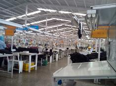 印尼PT.SRI REJEKI ISMAN TEXTILE纺织空调自动控制监控系统