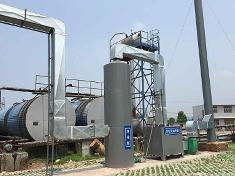 江苏宜兴垃圾焚烧有限公司烟气净化项目改造项目