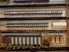 上海雄风起重设备厂起重机电气改造项目